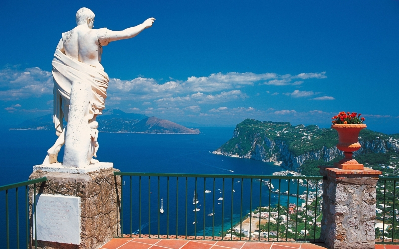 Bellissimo!<br>The Most Breathtaking View in All of the Ancient World!