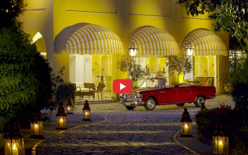 Relais & Chateaux Hotel Caesar Augustus Video - A True Love Story