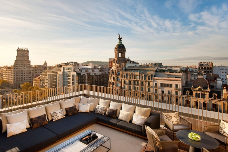 How We Begin Our Day At Mandarin Oriental, Barcelona