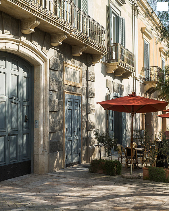 Director Francis Ford Coppola recently opened his latest boutique hotel, Palazzo Margherita.