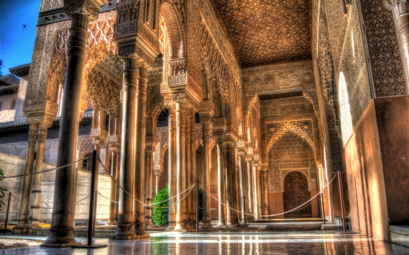 Alhambra is the Jewel of Granada