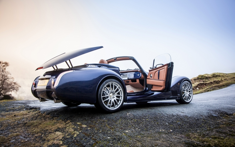 Morgan Aero 8 Refined