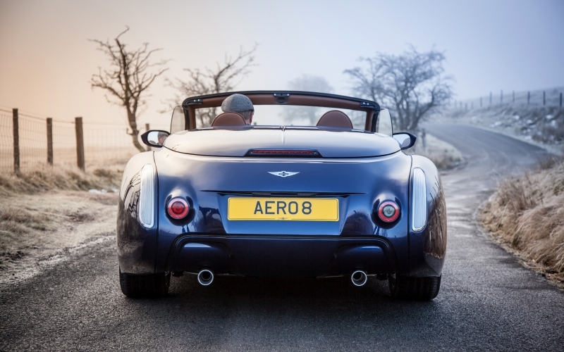 Experience The Morgan Aero 8