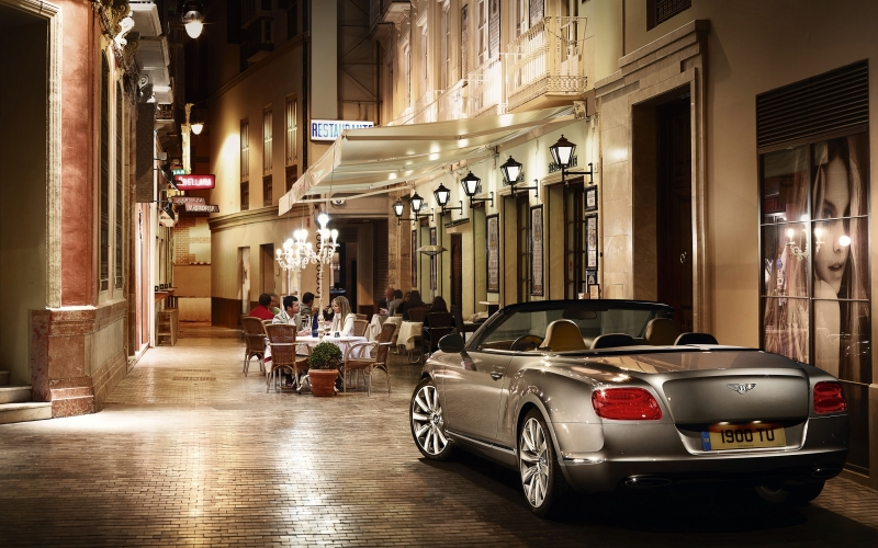 Experience The Bentley New Continental GT