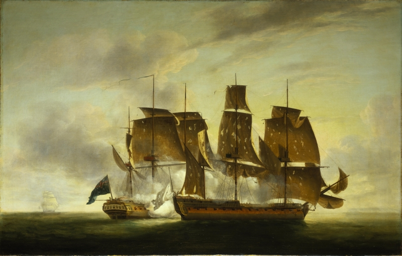 The Capture of the Westmoreland