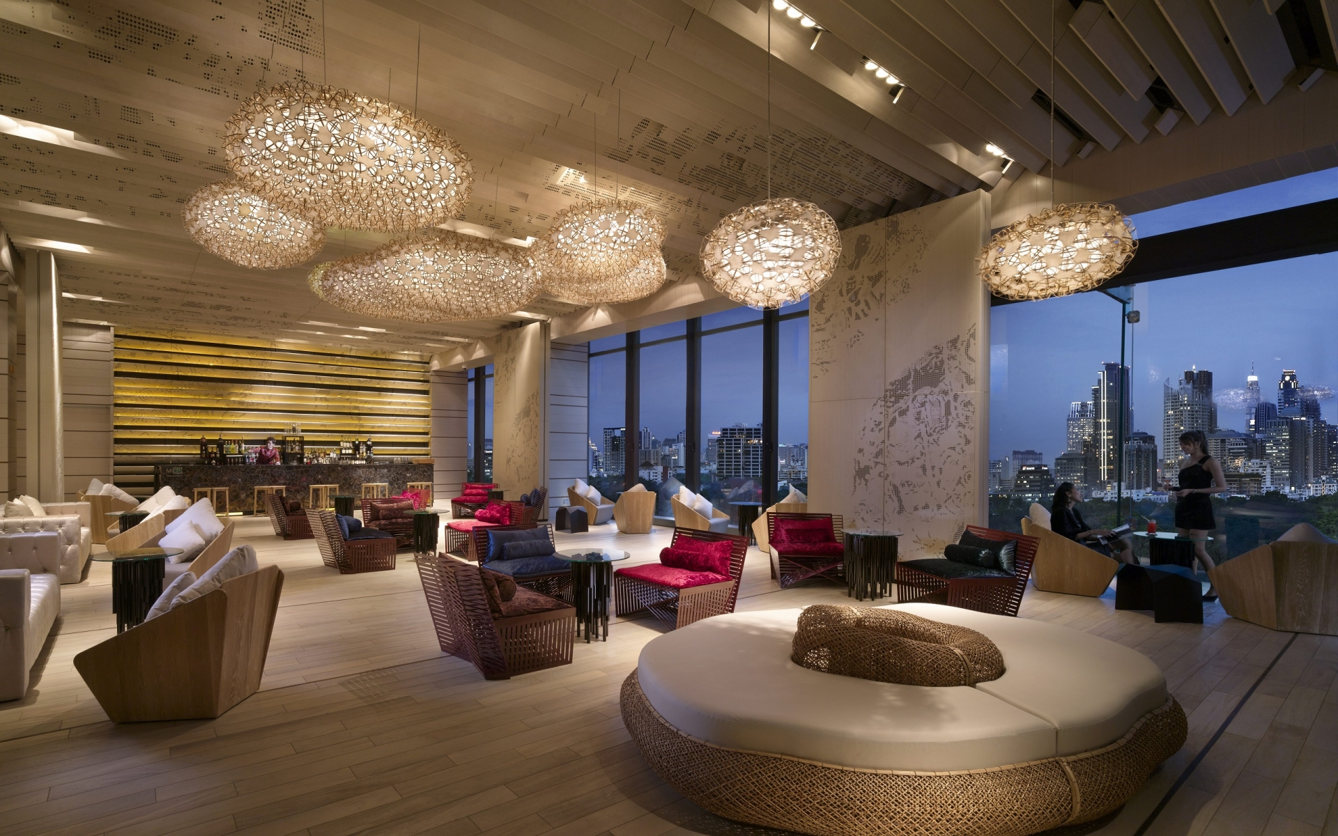 Sofitel SO Bangkok is an Architectural Masterpiece