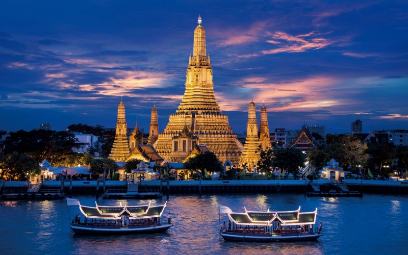 Bangkok is full of many wonders to explore