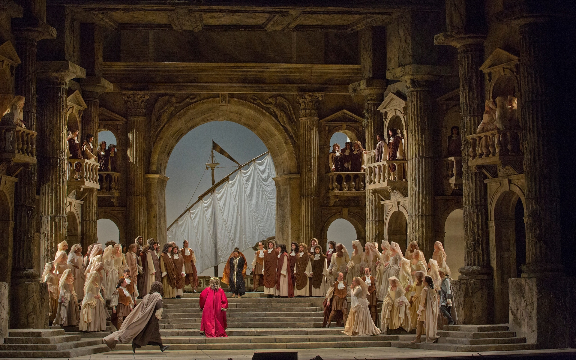 Consider seeing a show at the Metropolitan Opera House