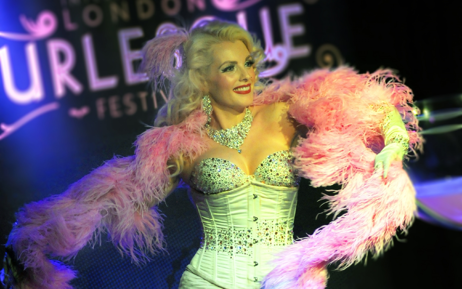 The London Burlesque Festival is the centerpiece of all burlesque festivals and for performers too.
