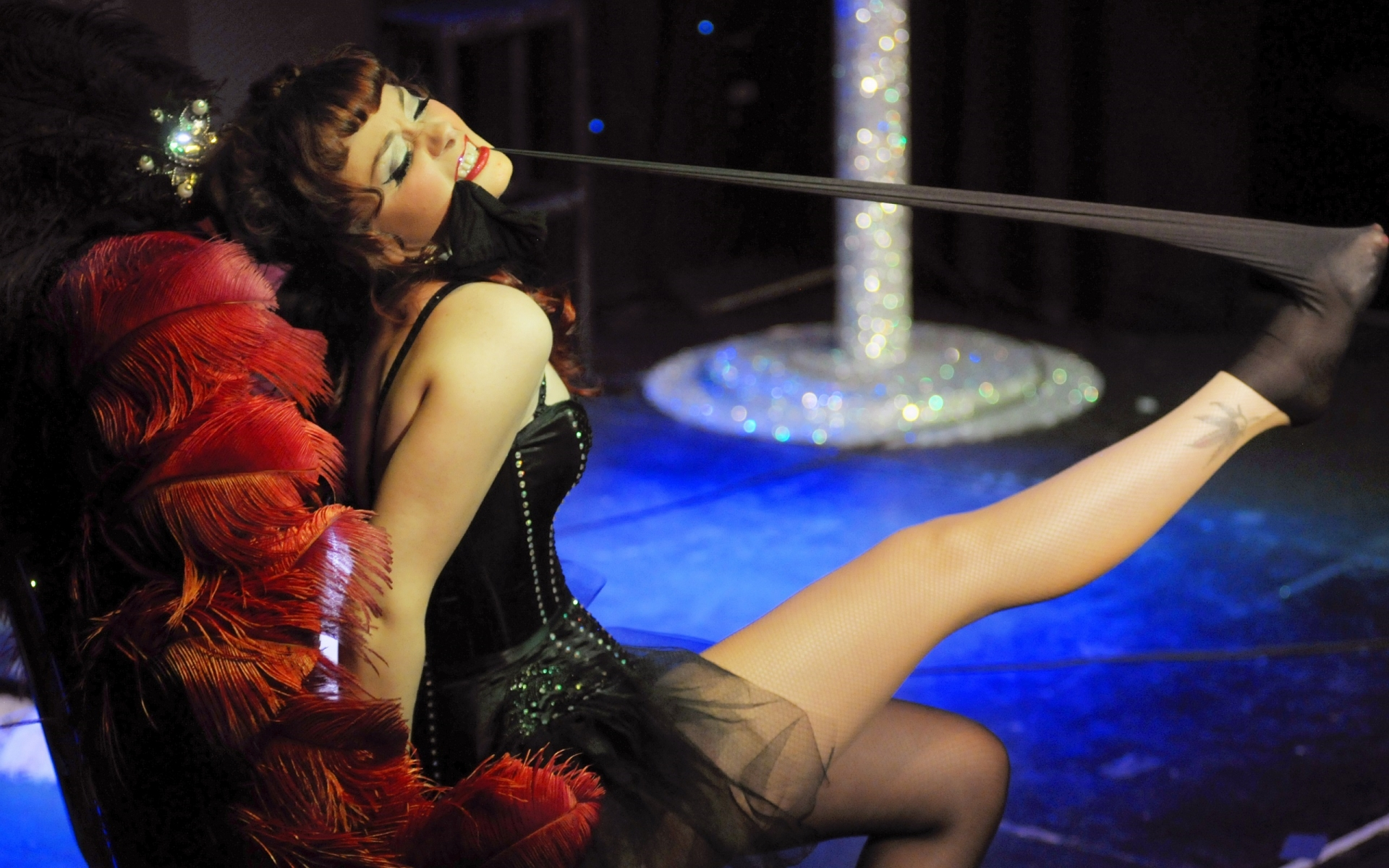 Burlesque, once the lascivious scourge of backstreet life is now at the zenith of its popularity.