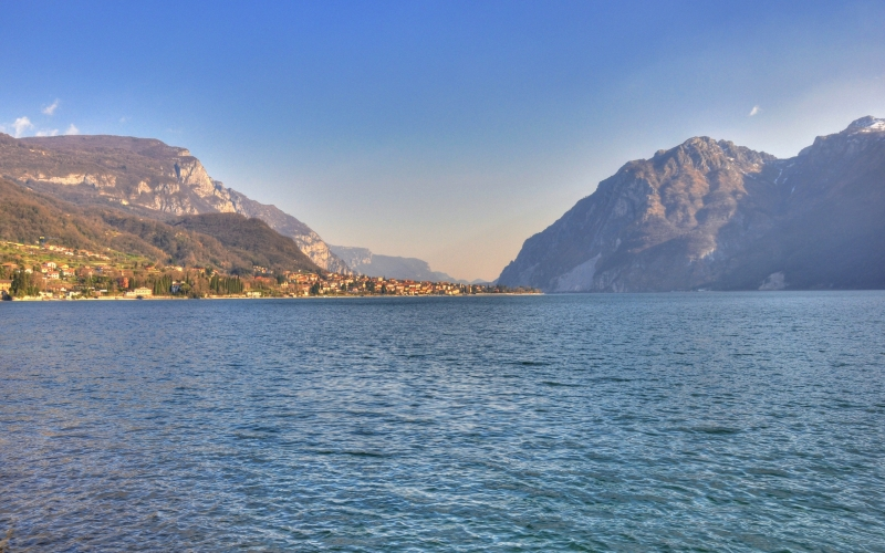 Lake Como, A Treasure that which the Earth keeps to itself - William Wordsworth