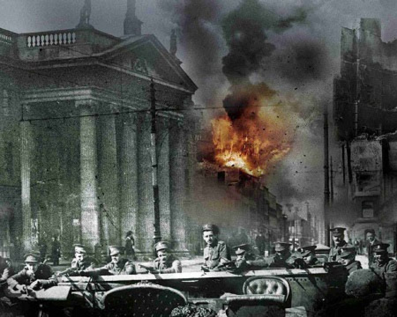 The Easter Rising of 1916