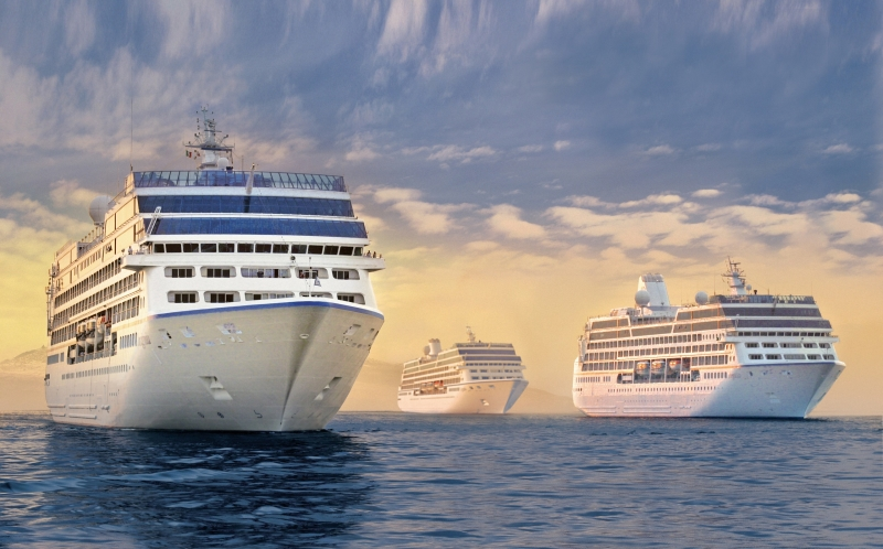 The intimate, beautifully-designed, and stylishly-appointed vessels of Oceania Cruises