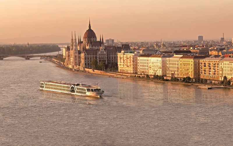 Amadeus Luxury Cruises, Traveling the World's Most Beautiful Rivers