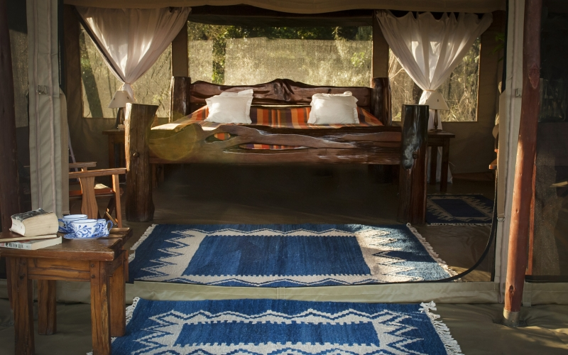 Offbeat Mara Camp merges glamour with traditional camping