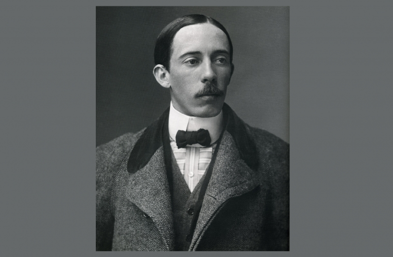 Alberto Santos-Dumont, the Flamboyant French-Brazilian Aviation Pioneer Captivated all of Paris