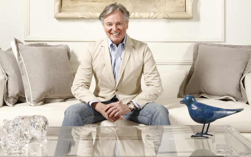 Luxury Interior Designer Geoffrey Bradfield