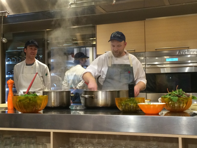 Eataly Cooking Classes
