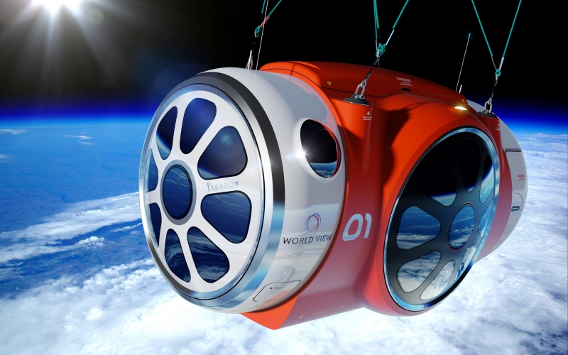World View Enterprises, Near Space Tourism in the 21st Century