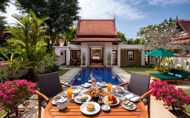 DoublePool Villas by Banyan Tree is an Oasis of Luxury