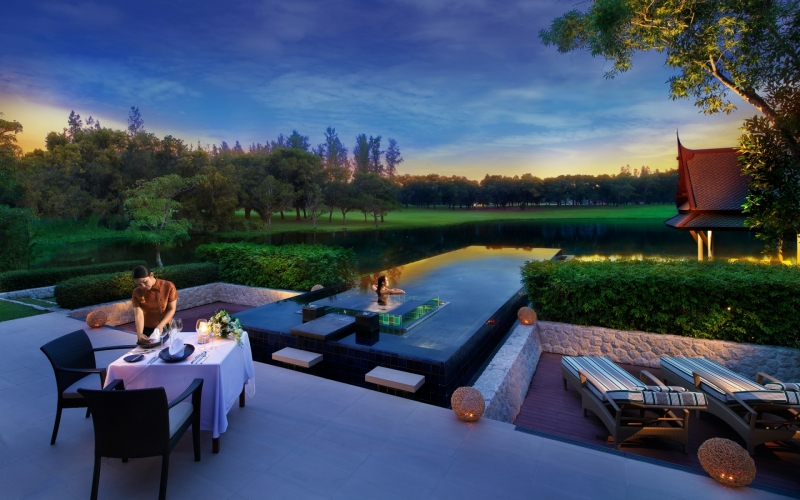 Outstanding Service is Paramount at Banyan Tree