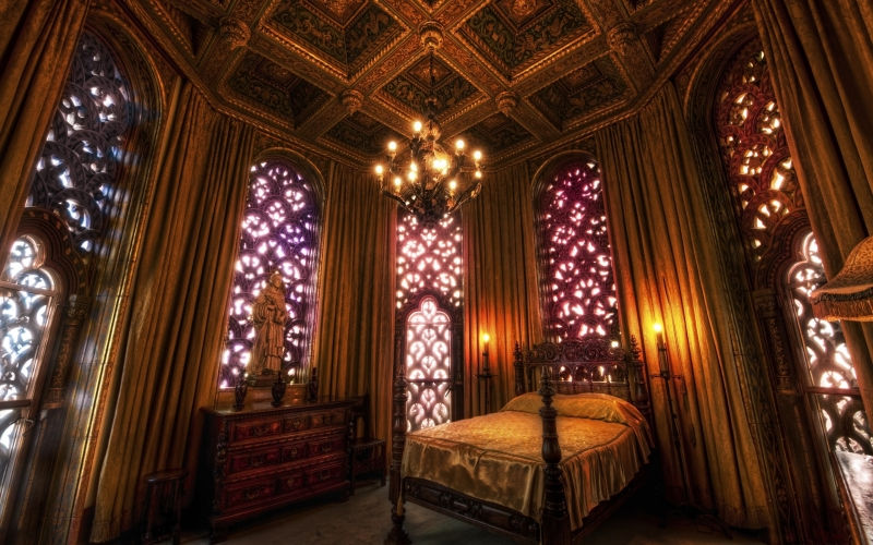 The Coveted Celestial Suite Known as The Jewel Box