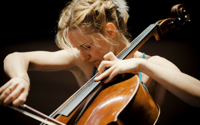 The Dazzling Virtuosity of Sol Gabetta
