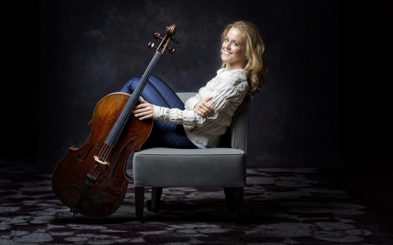 Sol Gabetta has made a Dazzling Impact on the Musical World