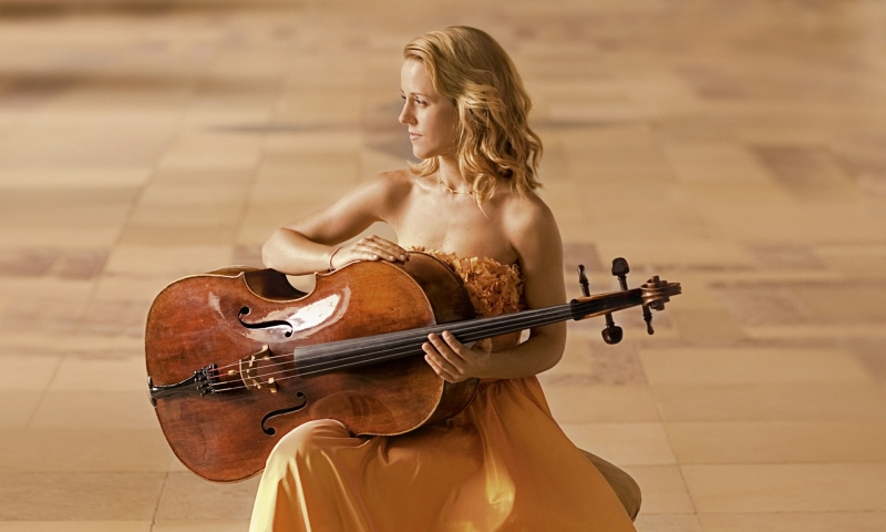 Gabetta Treasures Her New Cello, an 18th Century Matteo Gofriller