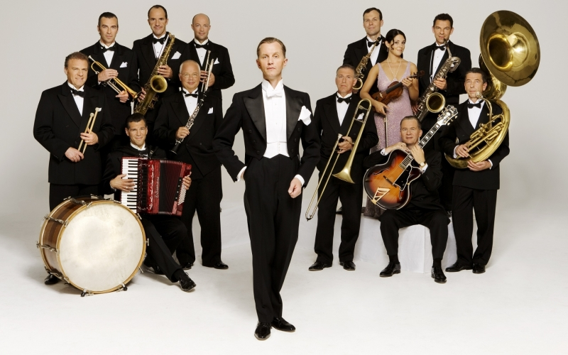 Max Raabe Palast Orchester