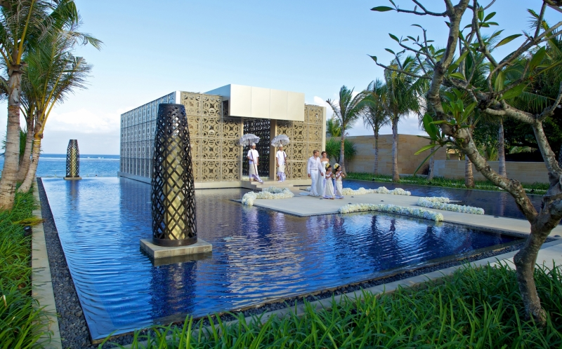 The Mulia Bali, Luxurious Indulgence, and Beyond