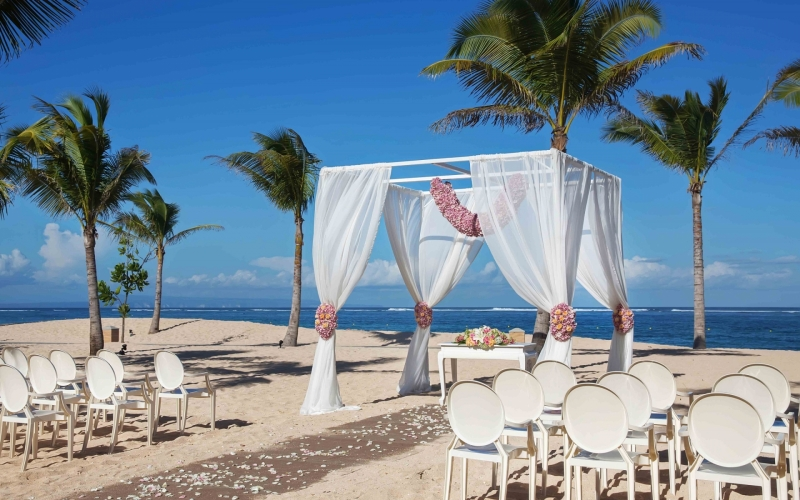 Mulia Bali Resort Harmony Wedding Chapel