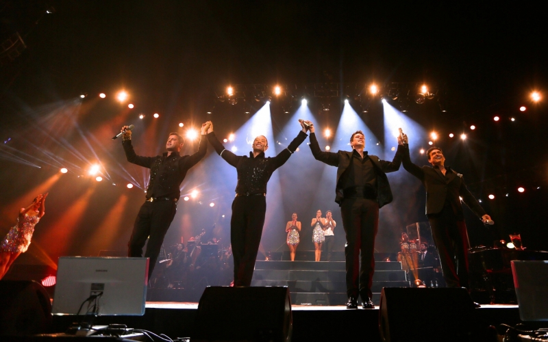 IL Divo...The Divinity of Pure Incandescent Passion
