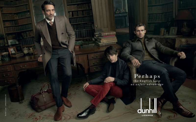 Dunhill London, Bespoke Tailoring for British Gentleman & The Landed Gentry