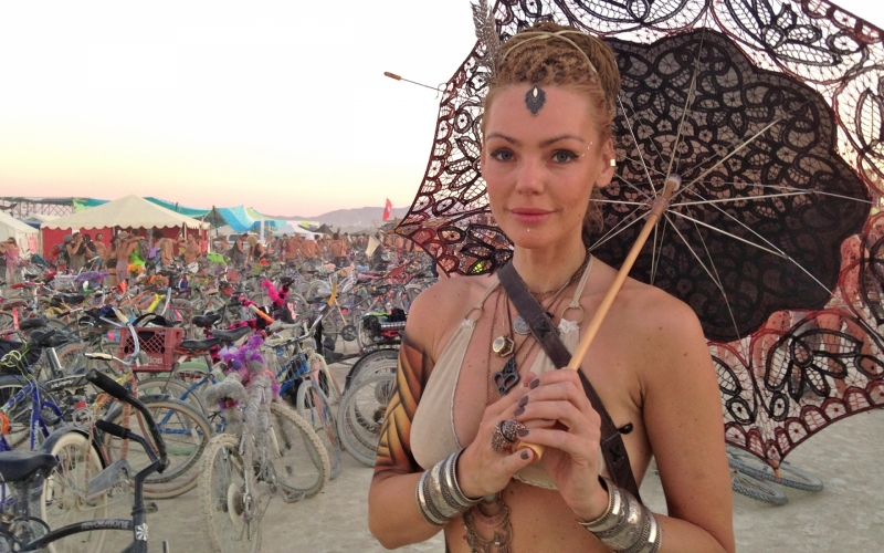 Burning Man 2018, The Forbidden Planet of Incandescent Quiescence