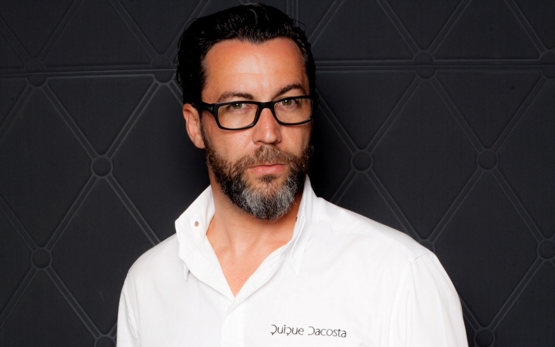 Quique Dacosta, Red Hot Chef of Avant-Garde, Spanish Cuisine