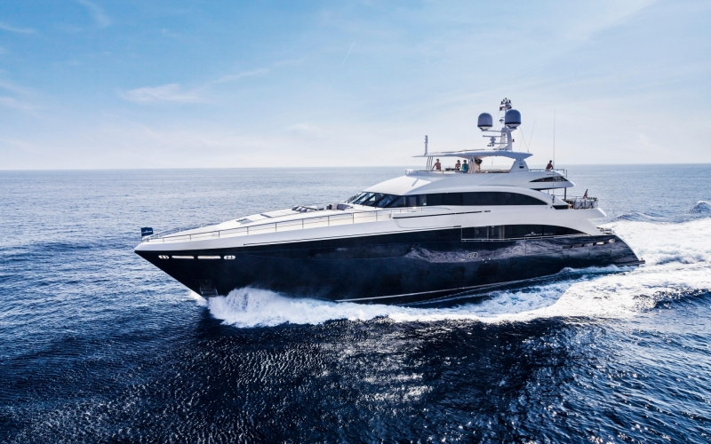 Princess Yachts, Immerse Yourself in Remarkable Sophistication with the New 30M Class