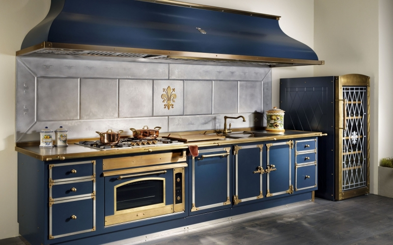 Officine Gullo, Leading Artisans in Fine Italian Kitchens