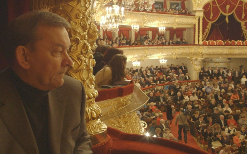 Russia's Crown Jewel and The Tainted Chalice of the Bolshoi