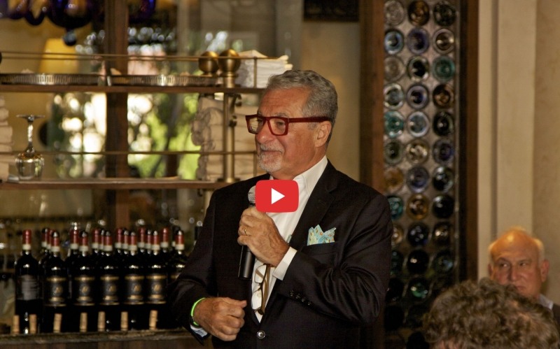 Adam Tihany and Iconic Designs of Transformative Aesthetics