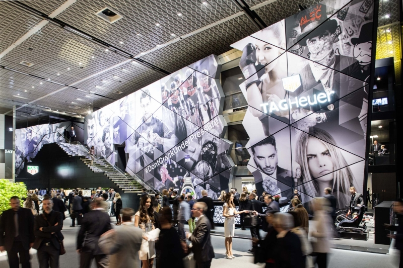 Baselworld 2018, A Celebration of Dynamism, Insight, and Ingenuity March 22–27, 2018