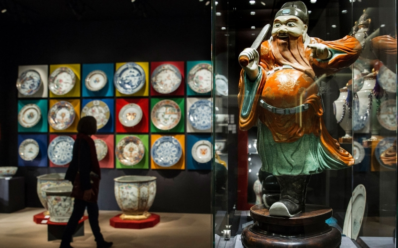 Tefaf, Maastricht, Holland: The Unparalleled European Fair of Fine Arts, March 9-18, 2018