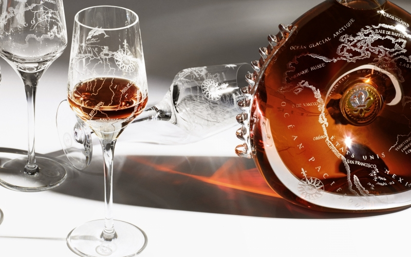 Rémy Martin's LOUIS XIII … Discover the Heritage of Excellence