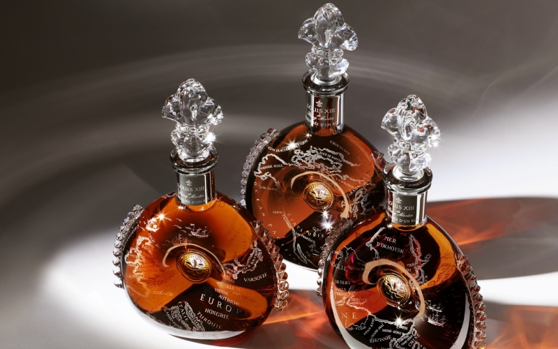 Rémy Martin LOUIS XIII Grand Champagne Cognac Tasting