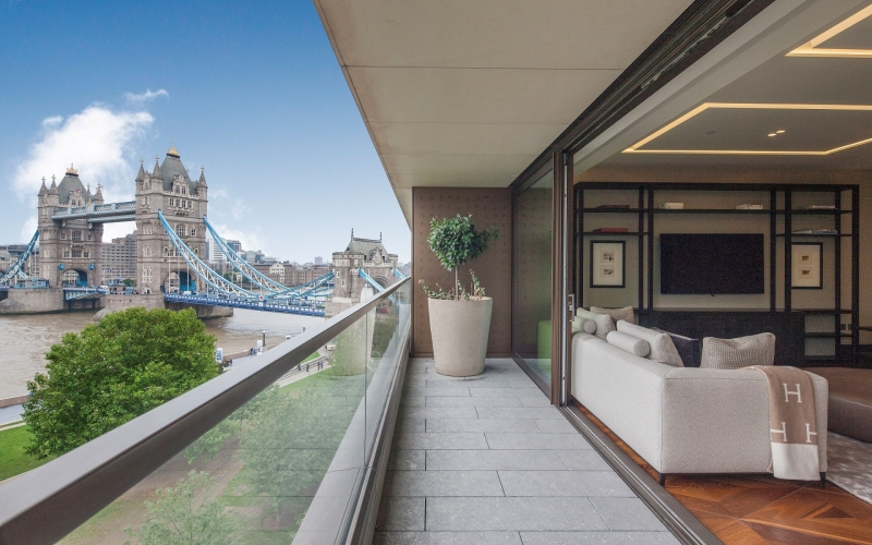 Blenheim House, One Tower Bridge...A stunning apartment in the heart of London
