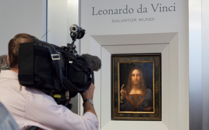 Leonardo Da Vinci's Final Mystery... The Case of Salvator Mundi