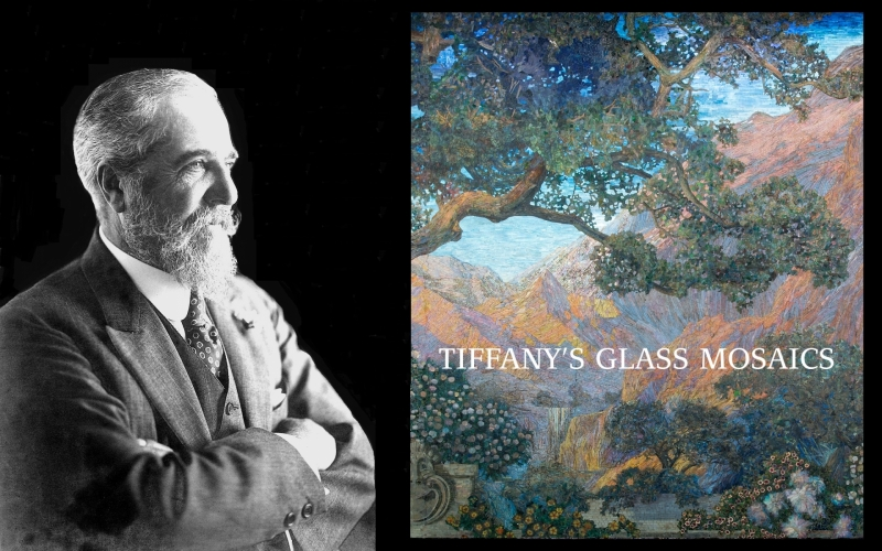 Louis Comfort Tiffany's Glass Mosaics Panels...Sheer Brilliance