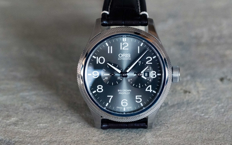 Oris, Swiss Made Watches...A Profound Spirit of Independence and Heritage