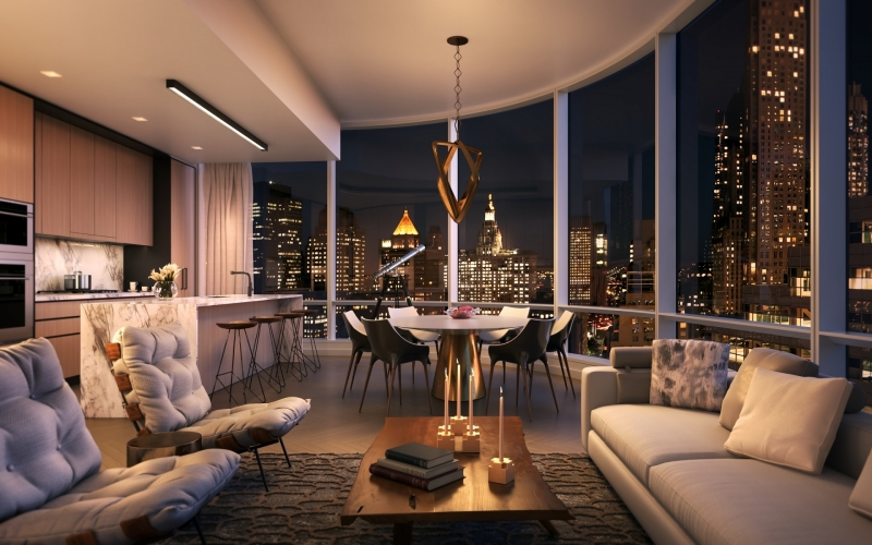 111 Murray Street...Luxe Living in Manhattan