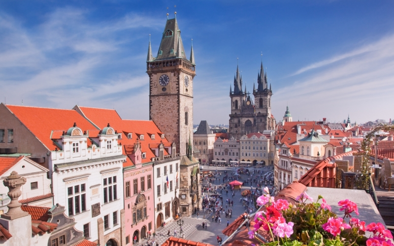 Prague...City of Music, Love and Romance